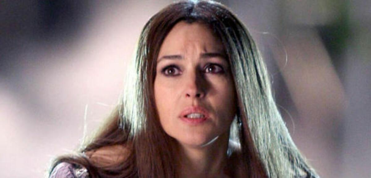 5 nackte Fakten über  Monica Bellucci
