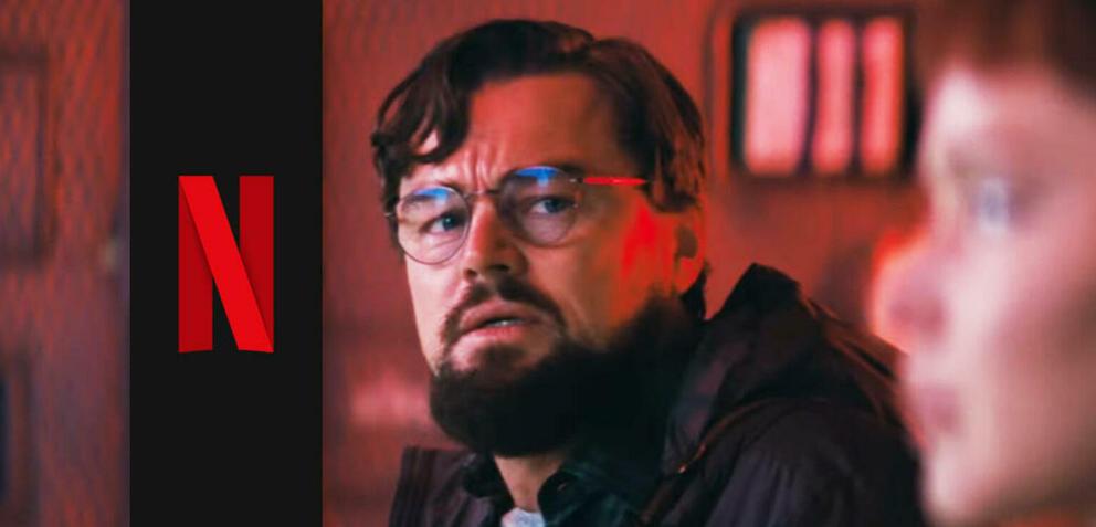 Leonardo DiCaprio in Don't Look up