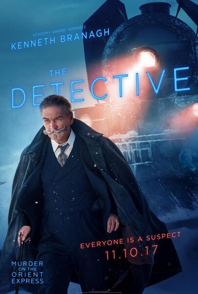 Mord im Orient Express mit Kenneth Branagh
