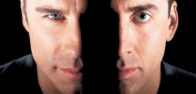 Im Körper des Feindes mit John Travolta und Nicolas Cage