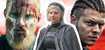 Vikings: Björn, Lagertha und Ivar