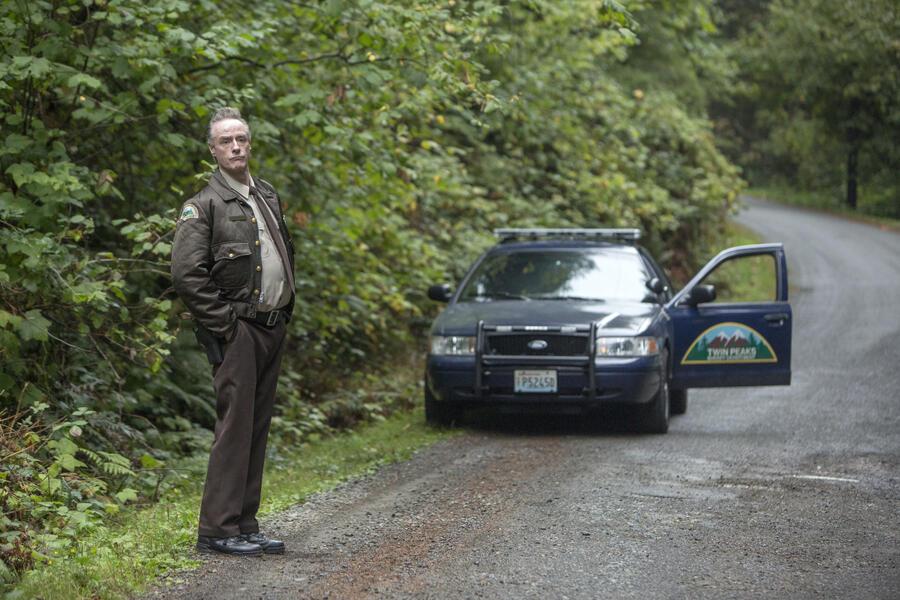 Twin Peaks, Twin Peaks Staffel 1 mit Harry Goaz