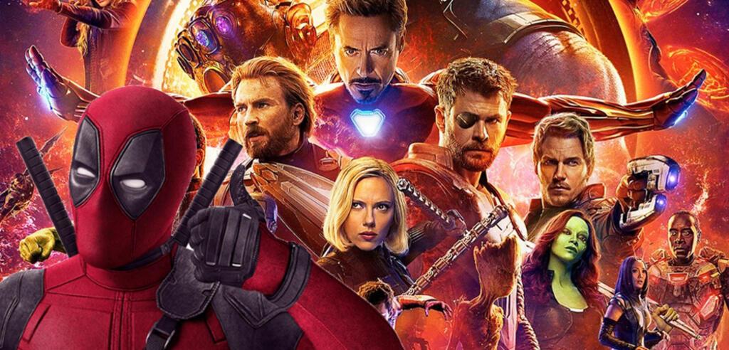 Deadpool und Avengers 3: Infinity War