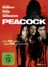 Peacock - Poster