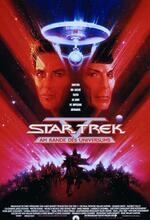 Star Trek V - Am Rande des Universums Poster