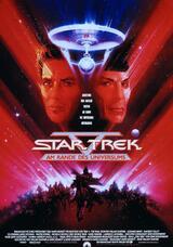 Star Trek V - Am Rande des Universums - Poster