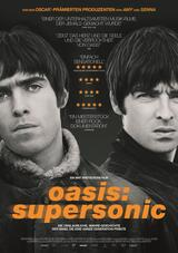 Oasis: Supersonic - Poster
