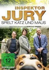 Inspektor Jury spielt Katz & Maus - Poster