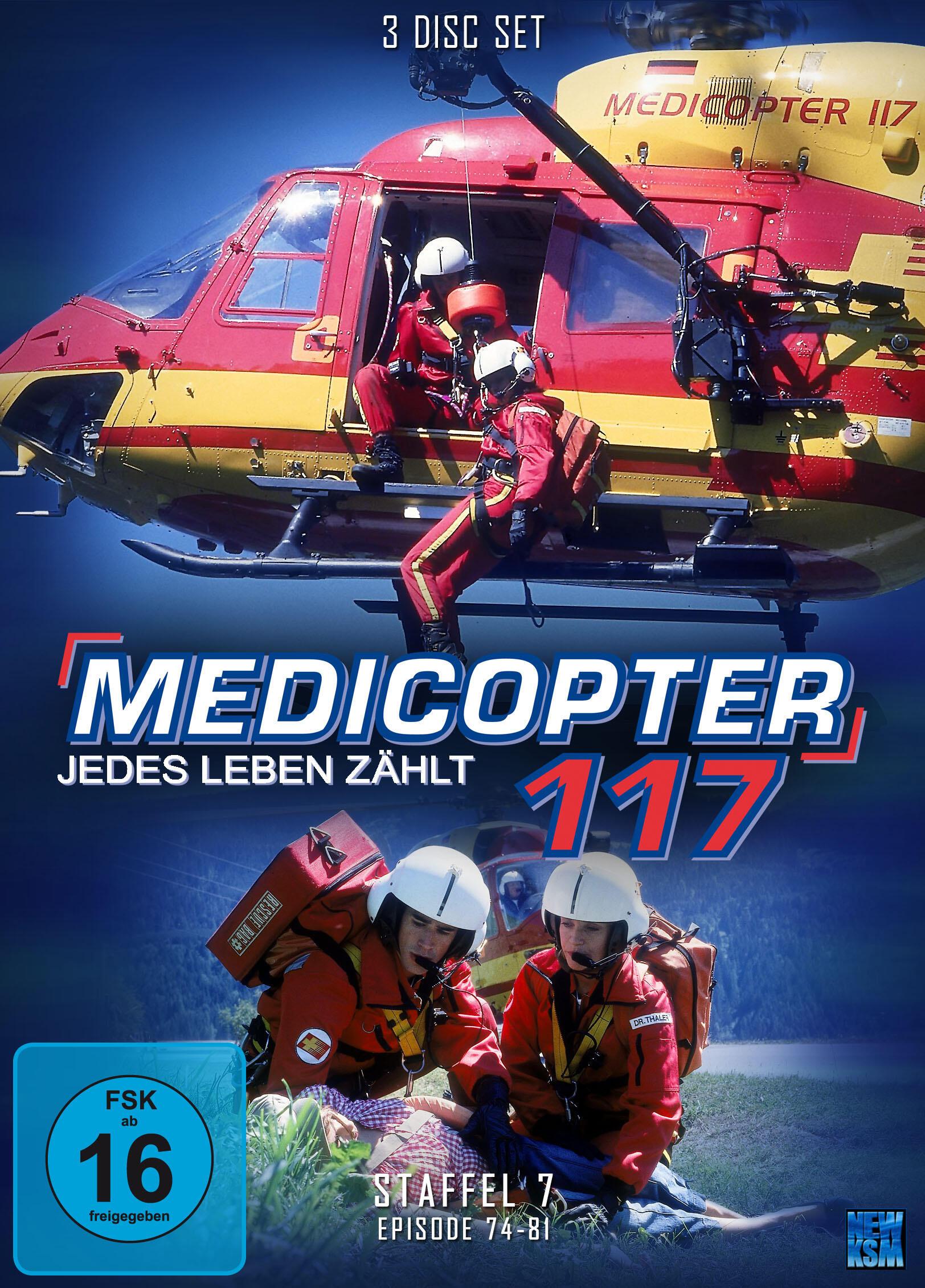 Medicopter 117 Folgen