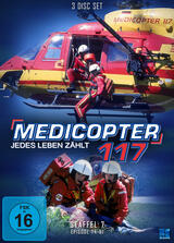 Medicopter 117 - Jedes Leben zählt - Poster