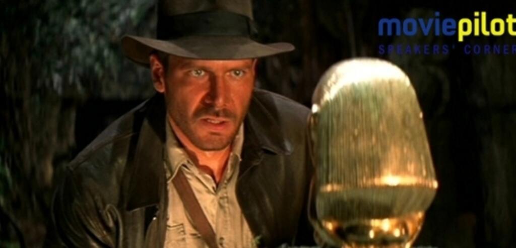 Indiana Jones will den Schatz