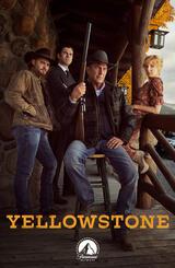 Yellowstone - Staffel 2 - Poster