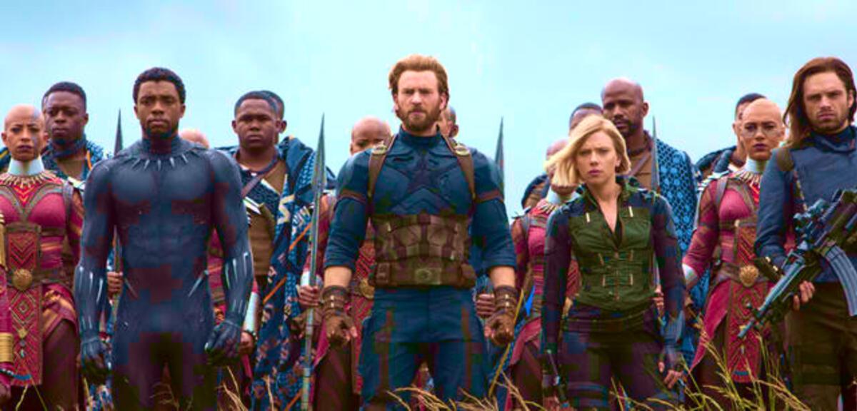 Avengers Darsteller