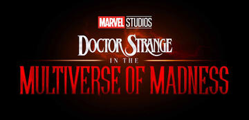 Doctor Strange in the Multiverse of Madness (Logo)