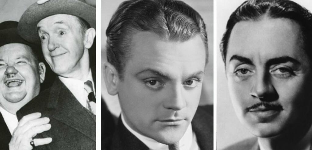 Top 20 Schauspieler der 1930er Jahre