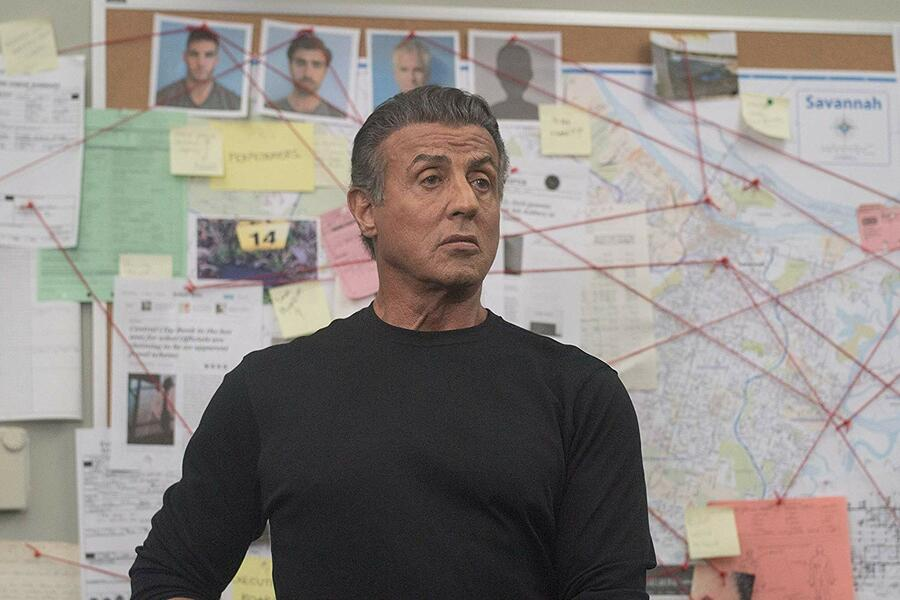Backtrace mit Sylvester Stallone
