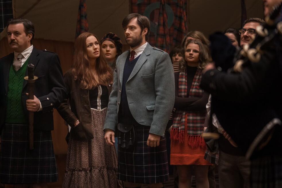 Outlander - Staffel 4 mit Sophie Skelton und Richard Rankin