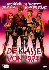 Die Klasse von 1984 - Poster