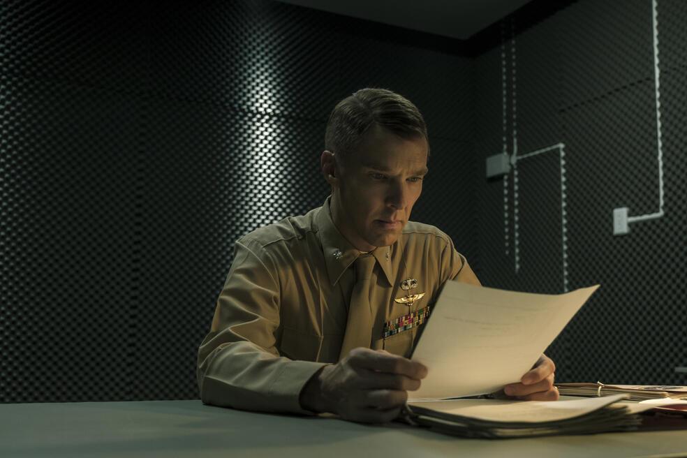 The Mauritanian mit Benedict Cumberbatch