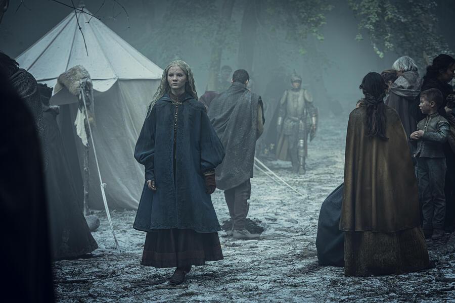 The Witcher, The Witcher - Staffel 1 mit Freya  Allan