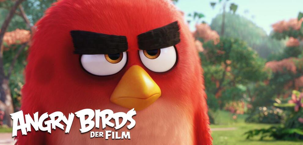 Können Deutsch: Die Angry Birds