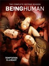 Being Human - Staffel 2 - Poster
