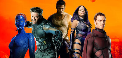Channing Tatum und die X-Men