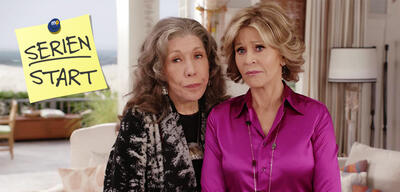 Grace and Frankie, Staffel 4