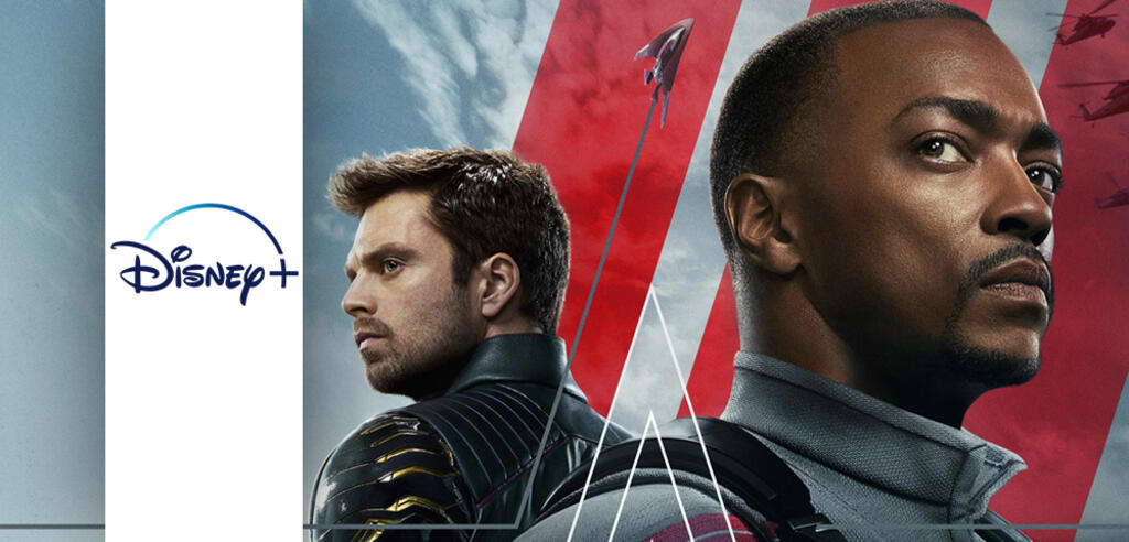 Neu bei Disney+: The Falcon and the Winter Soldier