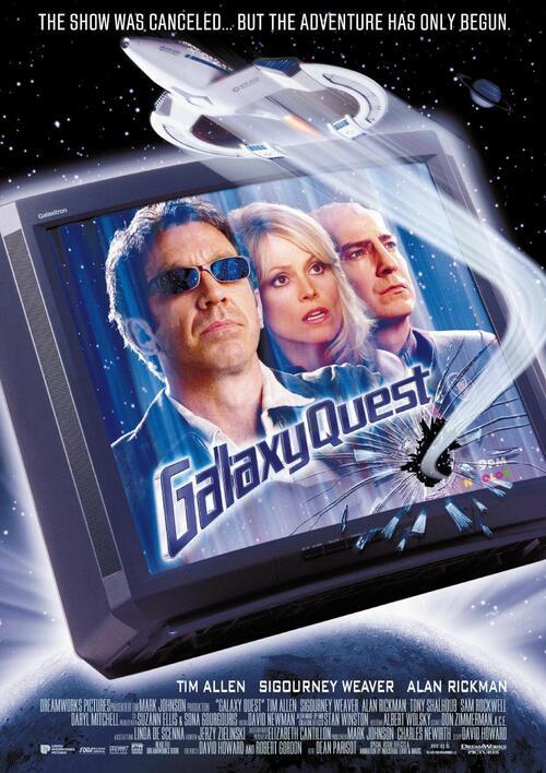 Galaxy Quest Planlos Durchs Weltall Besetzung Schauspieler