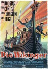 Die Wikinger - Poster