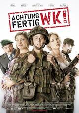 Achtung, fertig, WK! - Poster