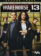 Warehouse 13 - Staffel 3 - Poster