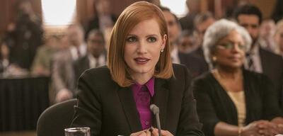 Jessica Chastain als Miss Sloane