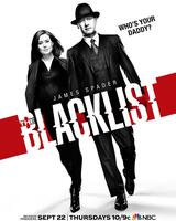 The Blacklist - Staffel 4 - Poster