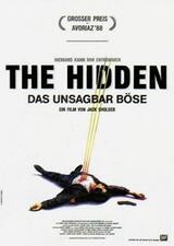 The Hidden - Das unsagbar Böse - Poster