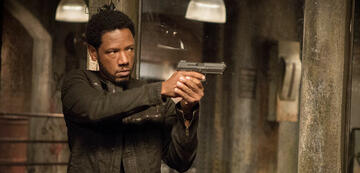 Tory Kittles in Dragged Across Concrete