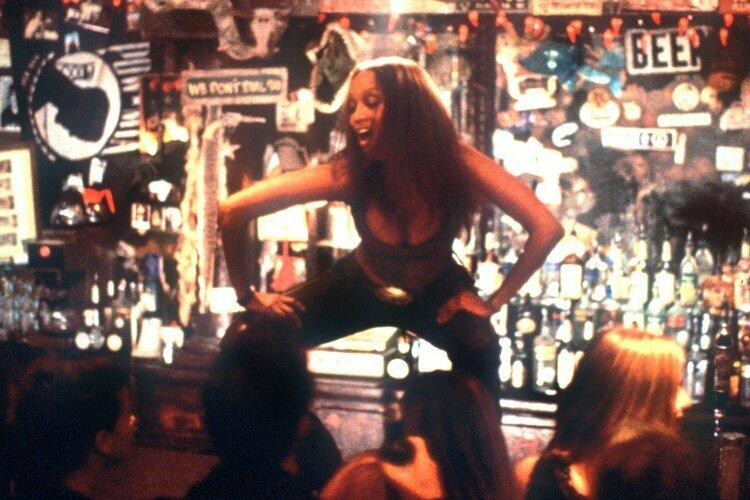 Coyote Ugly mit Tyra Banks
