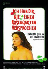 Ich hab' dir nie einen Rosengarten versprochen - Poster