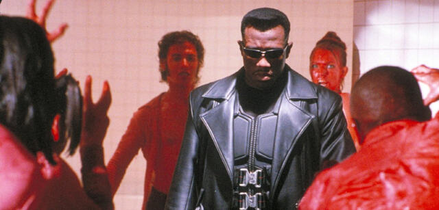 Wesley Snipes 1998 in Blade