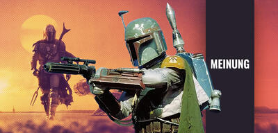 Boba Fett feat. The Mandalorian