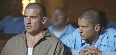 Prison Break mitDominic Purcell und Wentwort Miller