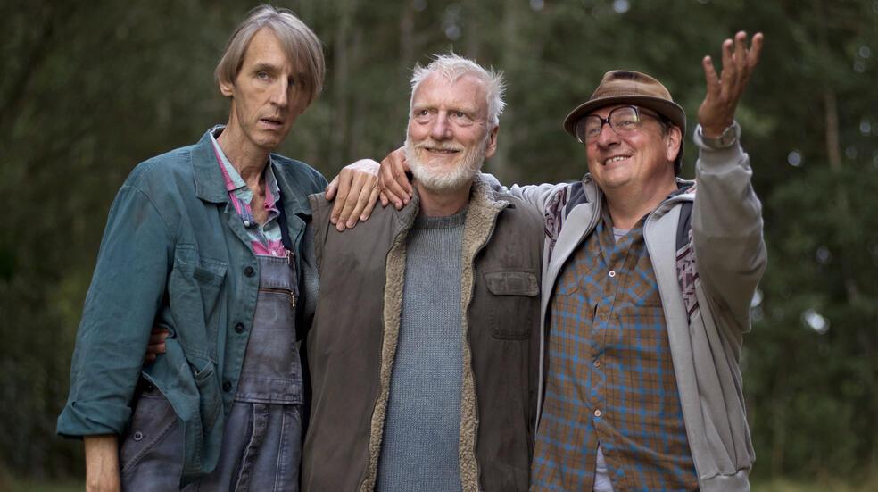 Zwei Bauern und kein Land mit Ernst Stötzner