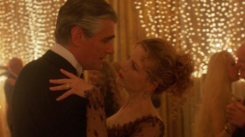Eyes Wide Shut mit Nicole Kidman und Sky du Mont