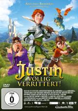 Justin - Völlig verrittert! - Poster