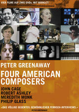 Four American Composers - Poster