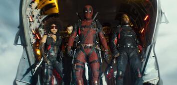 Bild zu:  Deadpool und die X-Force in Deadpool 2