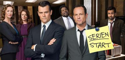 Heute startet die erste Staffel von Battle Creek auf VOX.