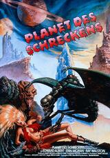 Planet des Schreckens - Poster