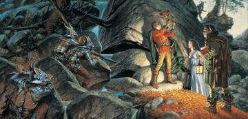 Wheel of Time, Band 2: The Great Hunt